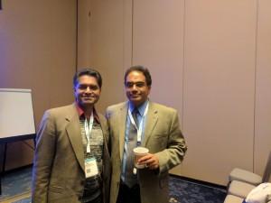 Mohan Venigalla and Jaykrishnan